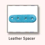 Leather Spacer