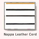 Nappa Leather Cord