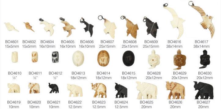 Carved bone pendantsbone pendants suppliercarved pendantsbone hand made bone birds beads pendants aloadofball Gallery
